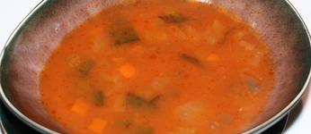 2. Won-ton soep