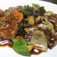 52. Rundvlees op Szechuan wijze