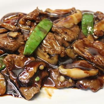 52. Rundvlees met Chinese chapignons