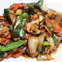73. Szechuan groenten