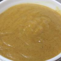 Huisbereide  curry saus groot
